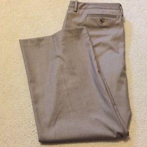 Gap stretch brown trousers Size 14A